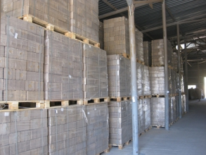 Briquettes sales in Ukraine