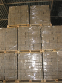 Fuel briquettes in Ukraine