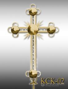 Заказывайте изготовление крестов у нас!