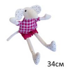 У продаж надійшли: м'яка іграшка Дракон, Мишка, Їжачок, Кошенята і Ведмежата!