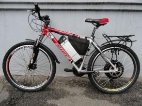 Увага! Електровелосипед купити дешево можна тут!