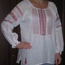 Ексклюзивні українські сорочки можна замовити у «Ярині»