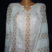 Вишиті сорочки жіночі — справжній тренд світової моди