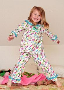 Предлагаем купить оптом детские пижамы