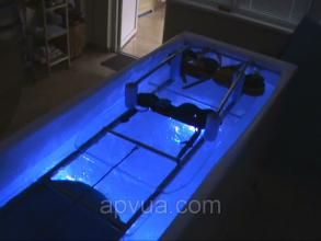 Ефективне підводне витягування хребта на наших апаратах