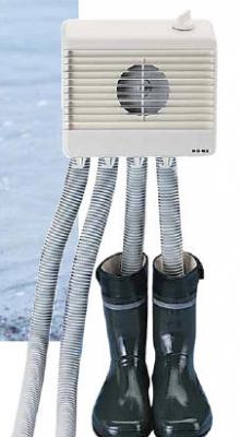 Електрична сушарка для взуття з вентилятором