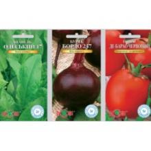 Промо упаковка для насіння — секрет вашого успіху