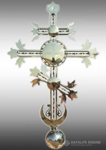 Церковні хрести накупольні. Виготовимо в найкоротші терміни!