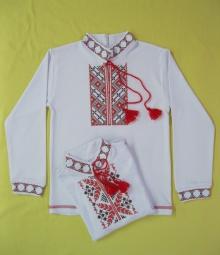Вышиванки для девочек по ценам производителя!
