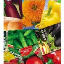 Пакет фасувальний для насіння в асортименті