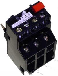 Для защиты электрических двигателей от токовой перегрузки на производстве успешно применяются тепловые или термореле.