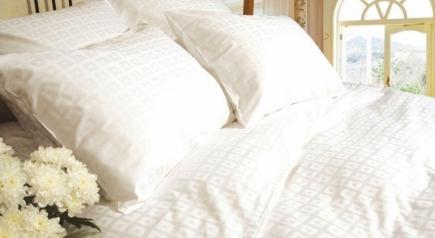 Ваша мрія - унікальна біла постільна білизна  Фото ексклюзивної продукції  можна переглянути у каталозі ТМ