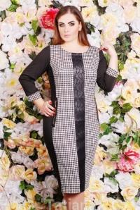 Як одягнути модно панянок з пишною фігурою  Вихід лише один - купити жіночий  одяг великих розмірів оптом у виробника «Tatiana»! 93512ebb2c24b