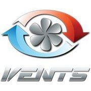 Побутові вентилятори Вентс, енергозберігаюча вентиляція - Вентиляційні системи