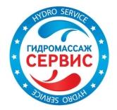 Гідромассажсервіс: ремонт джакузі і спа, ремонт гідромасажних ванн Київ, комплектуючі до джакузі
