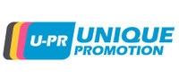 """Фірмові шоколадні набори, промосувеніри, пакувальний папір з логотипом: РВК """"UNIQUE PROMOTION"""""""