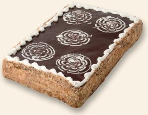 Продаж кондитерських виробів: торти, печиво, рулети, тістечка