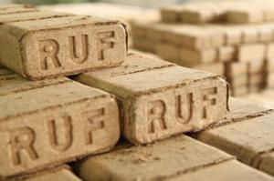 Биоресурс - топливные брикеты RUF (РУФ): брикеты топливные, топливные брикеты оптом (Чернигов)
