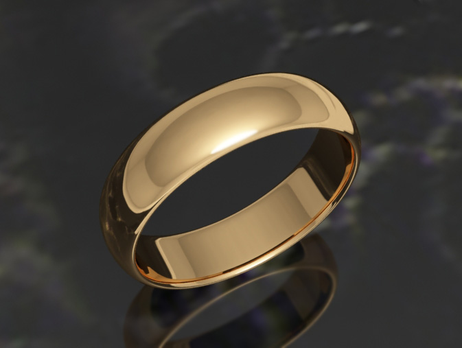 Золотые классические обручальные кольца - Photo Gallery - Золоті ... 0b71043b93baa