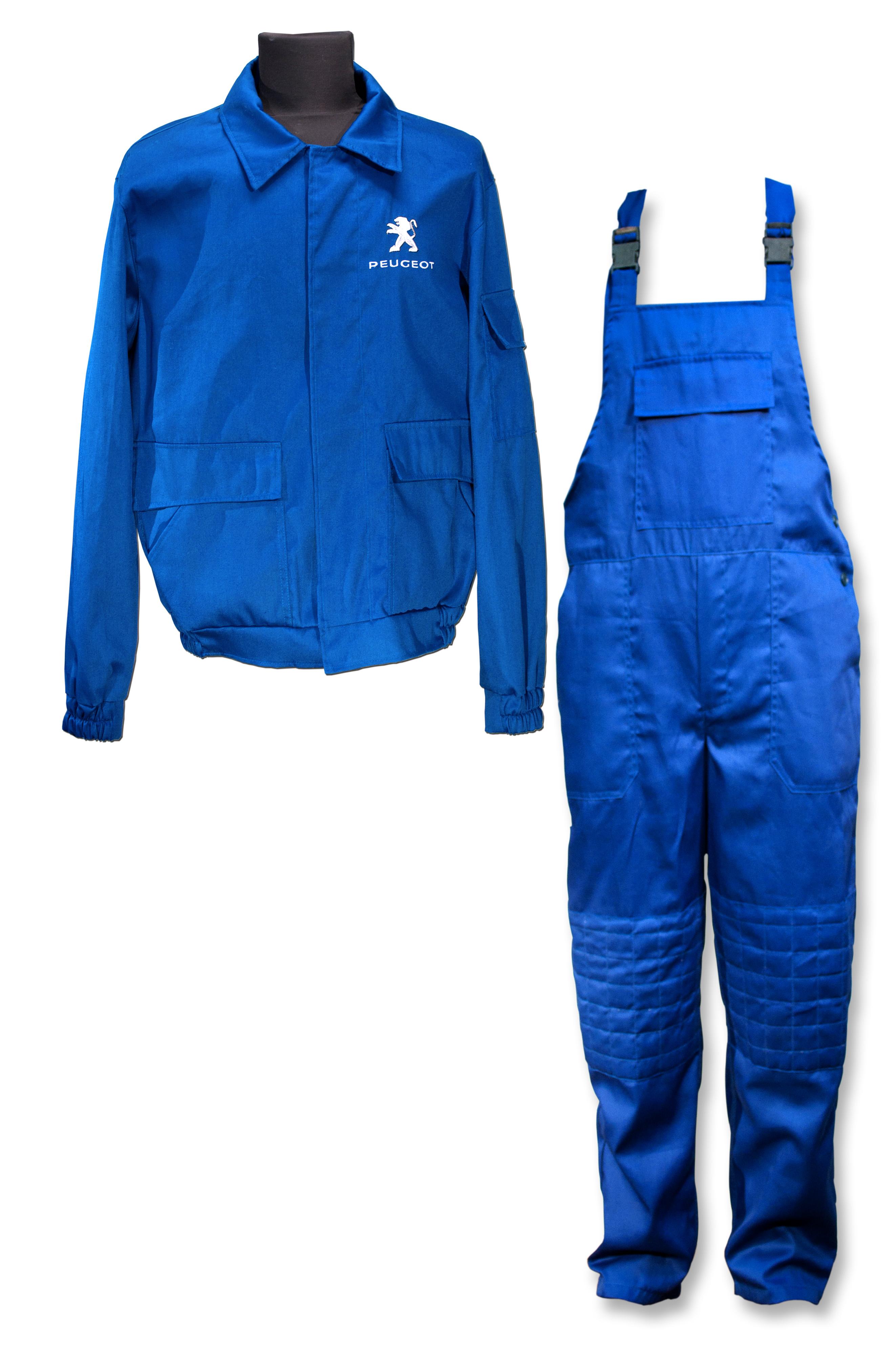 Комбинезон рабочий и курточка (синие) - Фотогалерея спецодягу ... 38d2e4fa51c0b