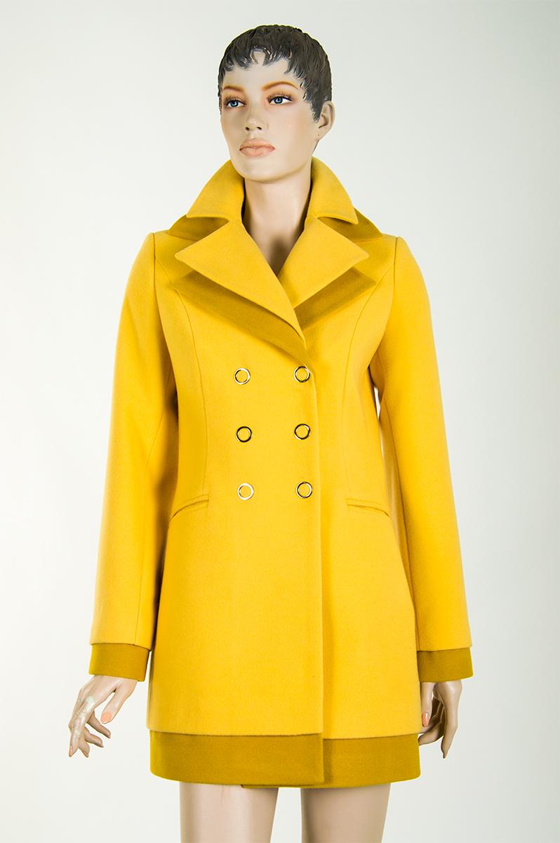 Купить яркое молодежное женское пальто (Украина) - Фотогалерея ... 7bc4942d109c5