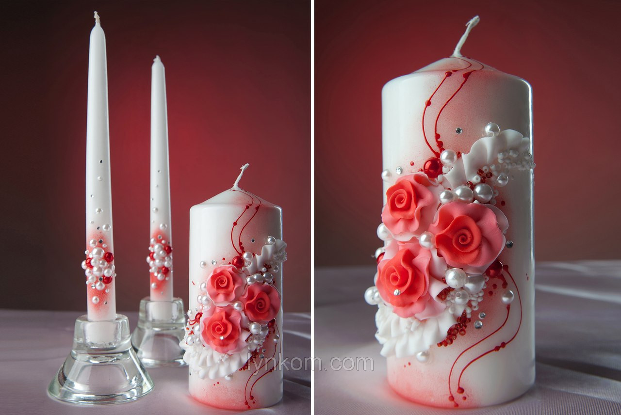 Свечи свадебные цена