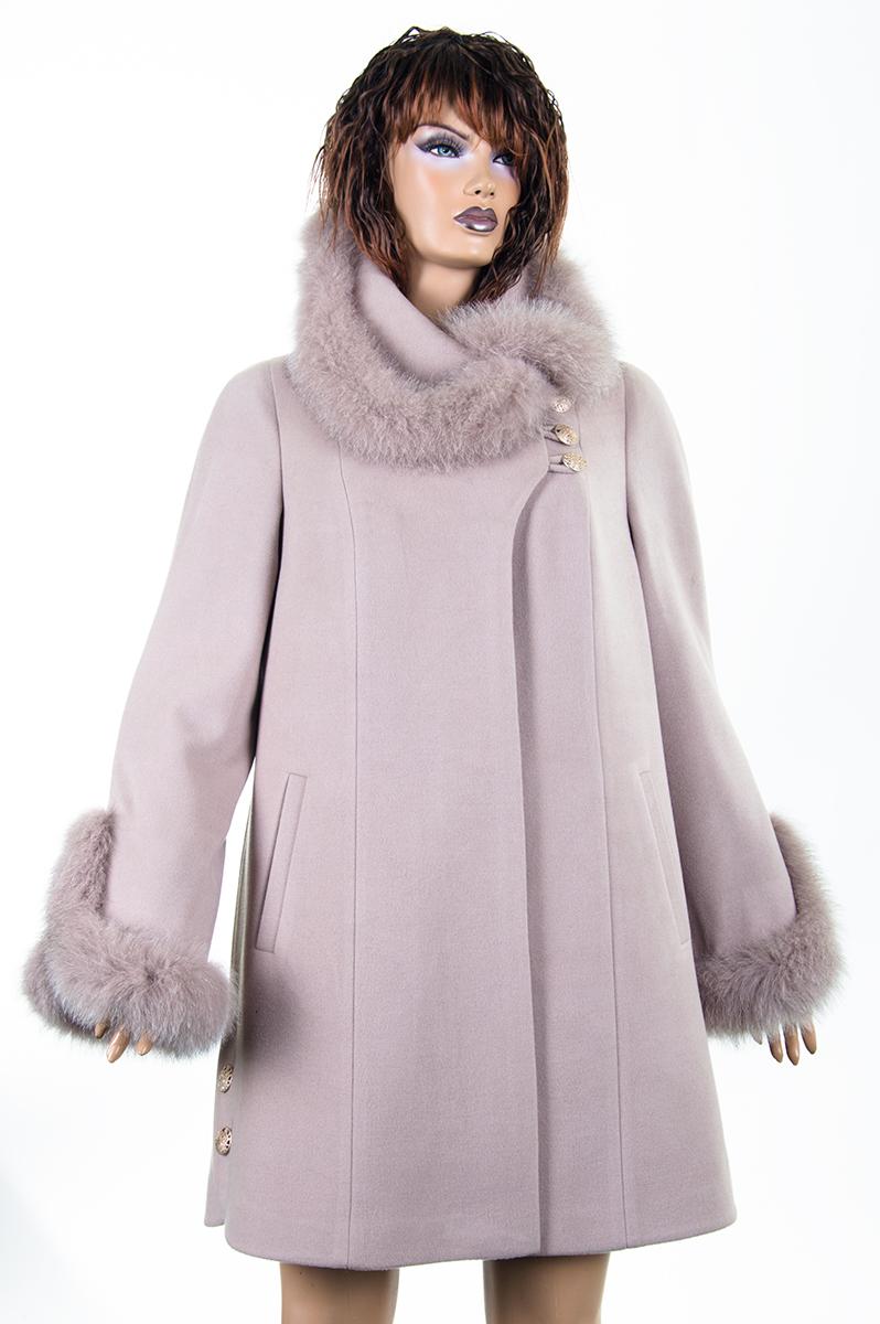 Купить элегантное женское кашемировое пальто - Фотогалерея одежды ... 47b00fd4d8c73