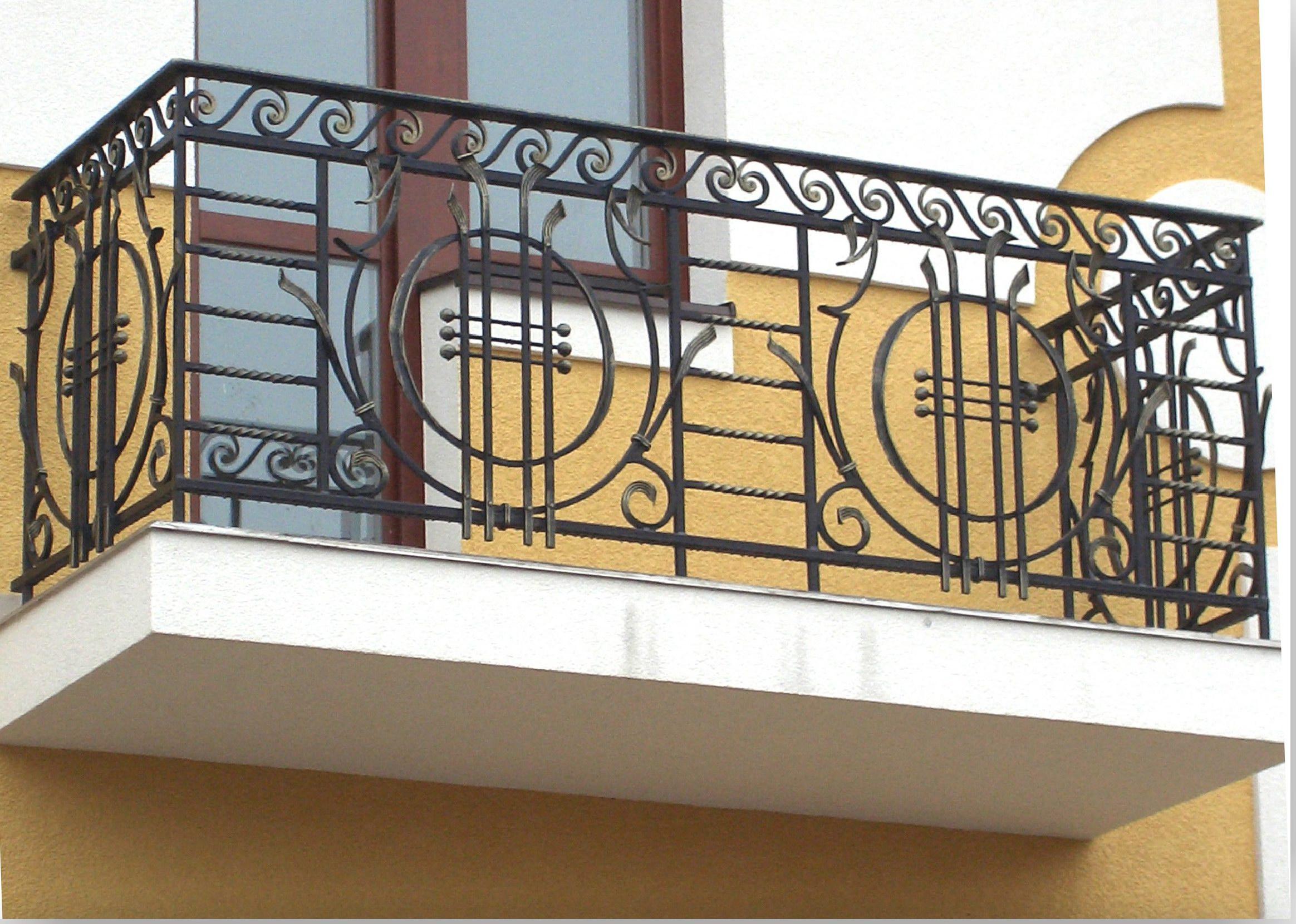 Художественная ковка: балконы - фотогалерея - художня ковка .