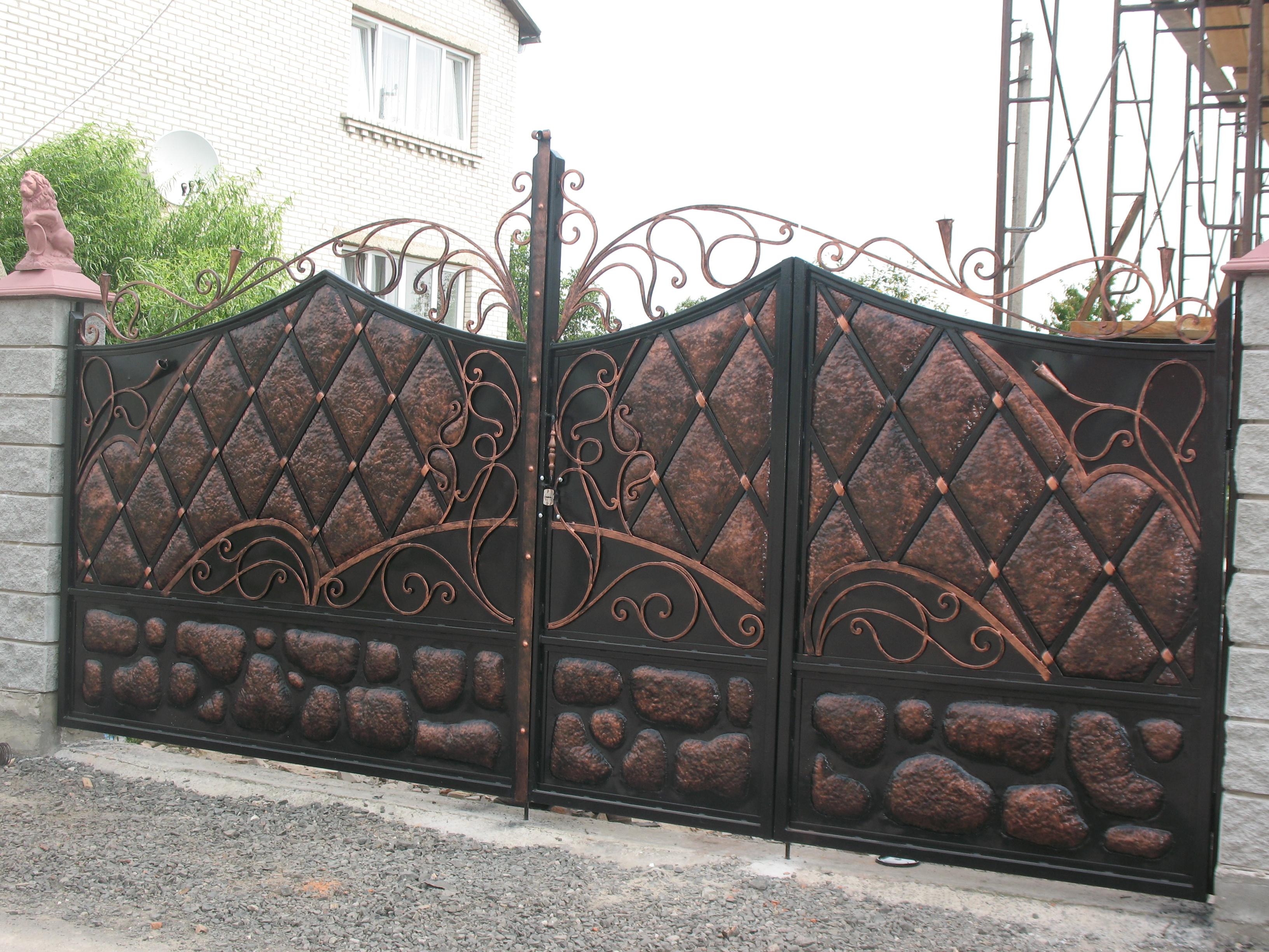 Ивано франковск ворота и калитка ворота автоматические в шатуре