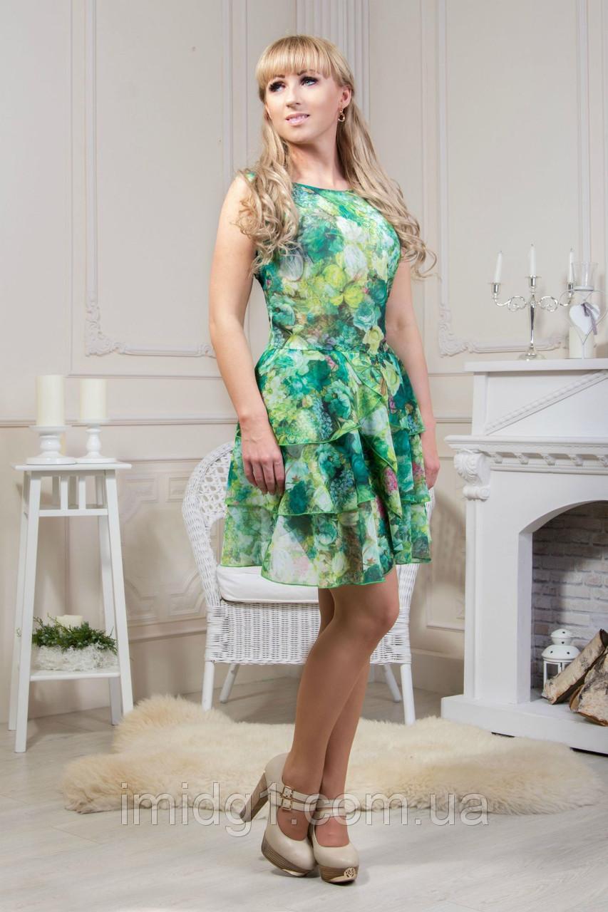 d9eb6355ec9c Яркое летнее платье купить Украина - Фотогалерея стильной одежды ...