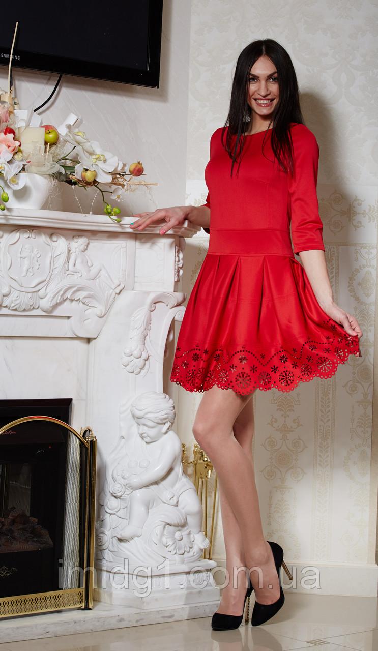 Красивое красное платье купить Киев - Фотогалерея стильной одежды ... 713548f879835