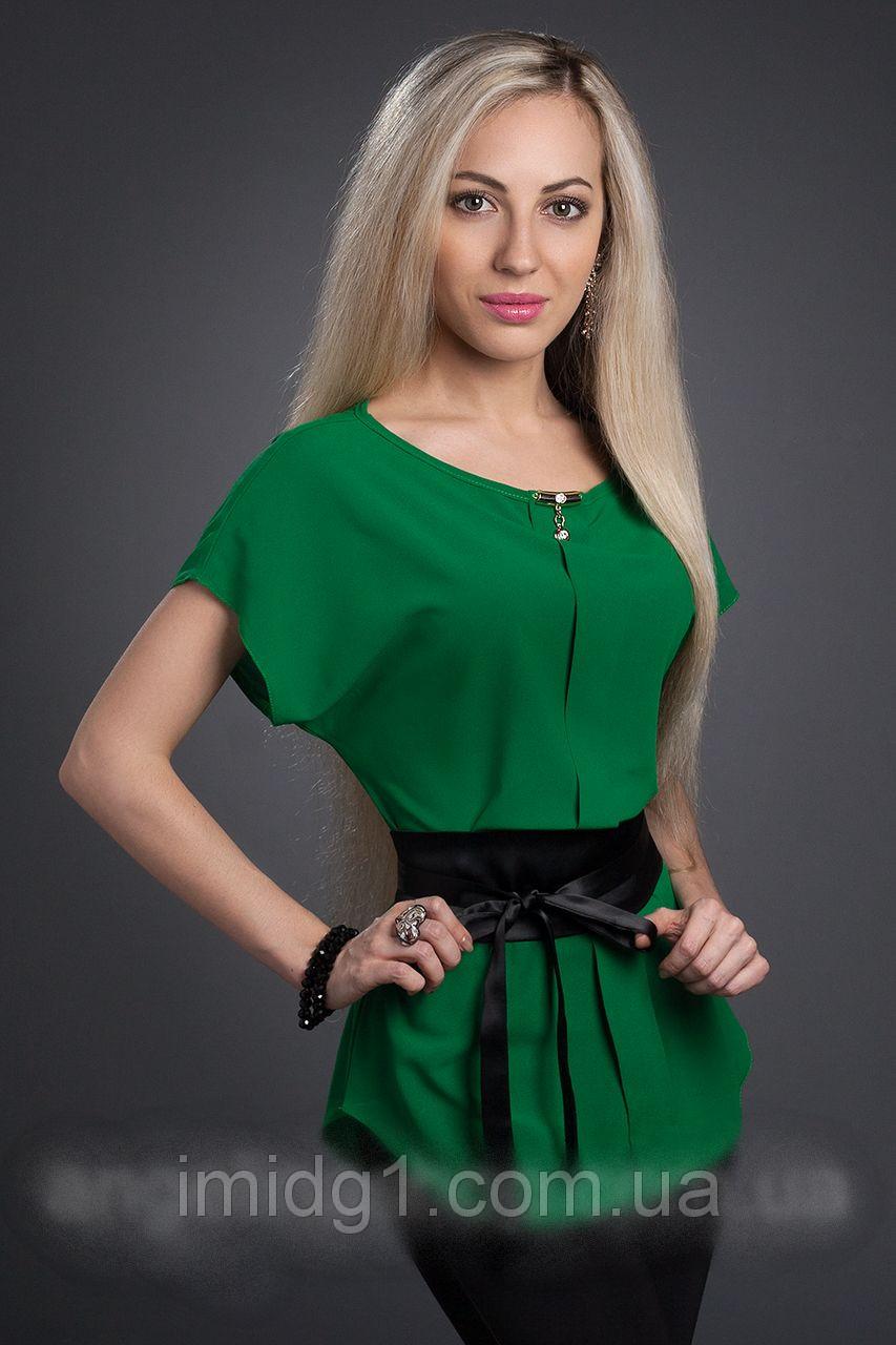 Зеленую Блузку
