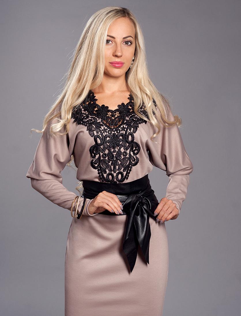 Купить красивое платье с кружевом - Фотогалерея - Жіночий одяг ... 561ac263ab673