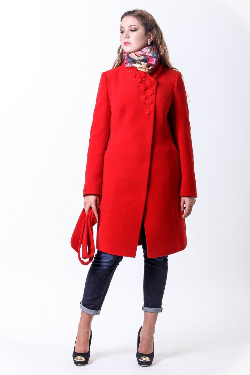 Женское Пальто Интернет Магазин