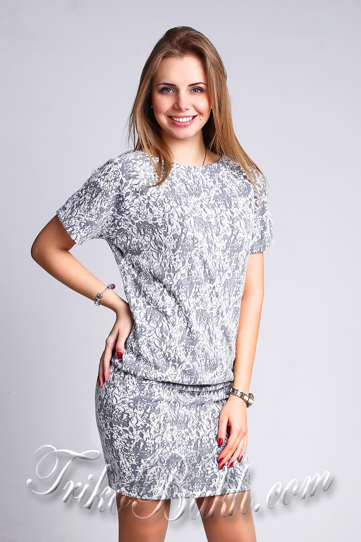 5316e255d6c96f0 Платье туника купить в Украине 986 Trikobakh / Плаття туніка купити в  Україні 986 Trikobakh
