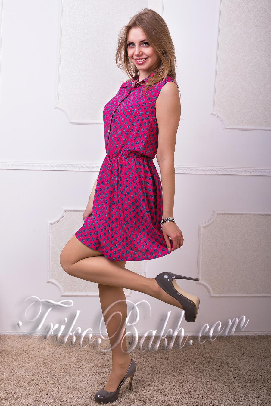Летние платья оптом от производителя   Літні плаття оптом від виробника 74aa23a183ce0