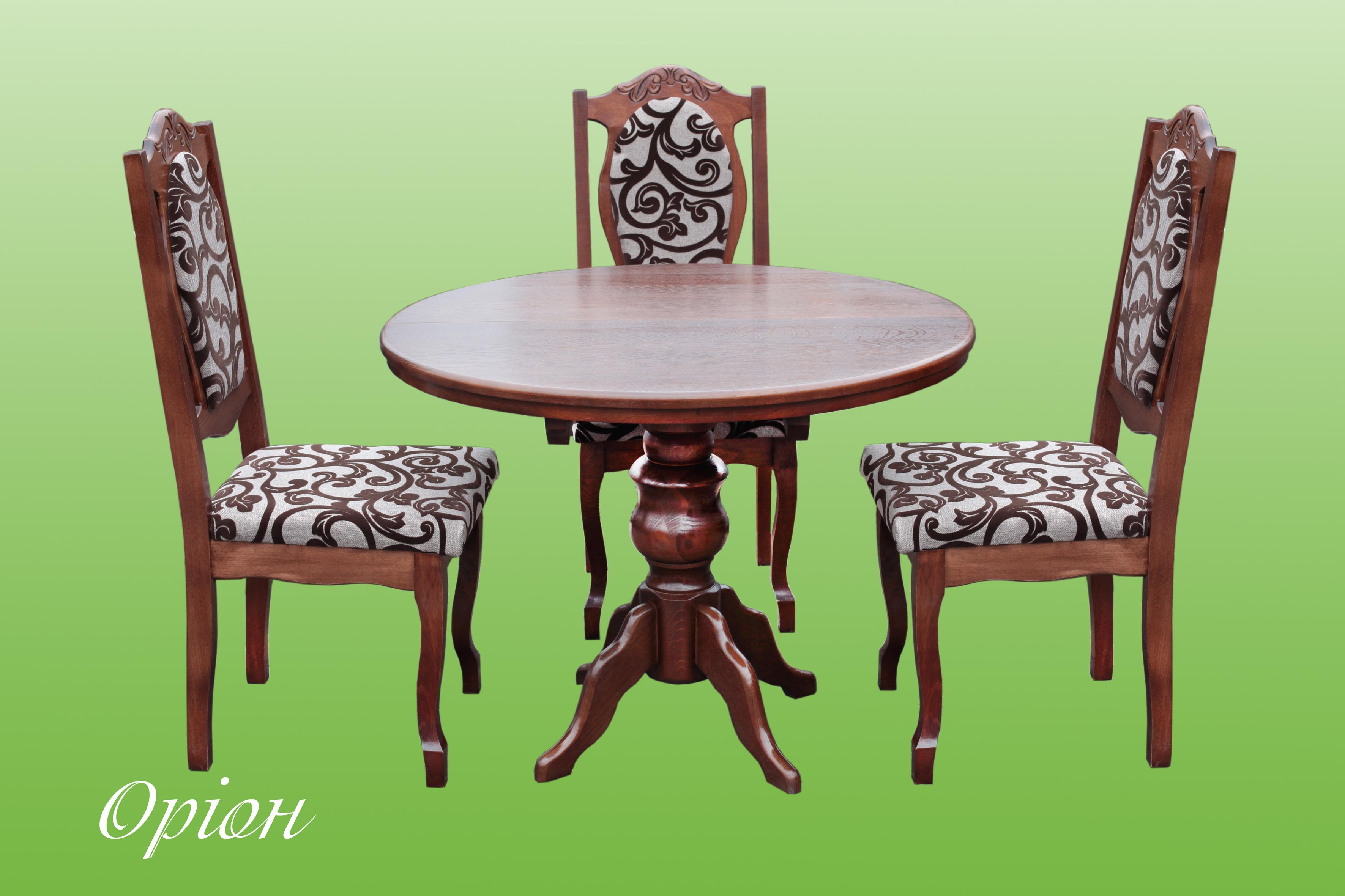 Мебель из натурального дерева из закарпатья
