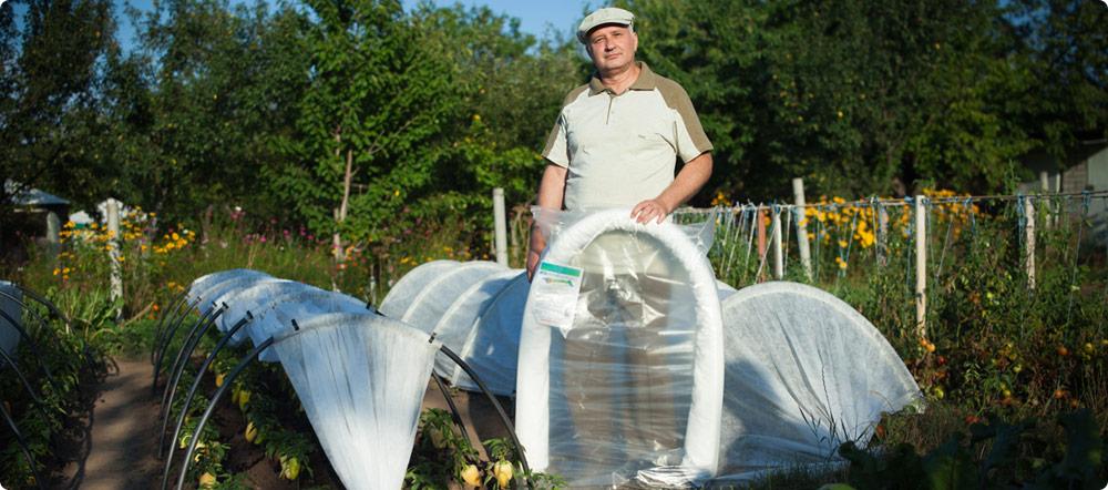 """Парник """"Подснежник"""" купить - Фото парников - Купить парник из агроволокна, парник подснежник купить с доставкой по всей Украине!"""