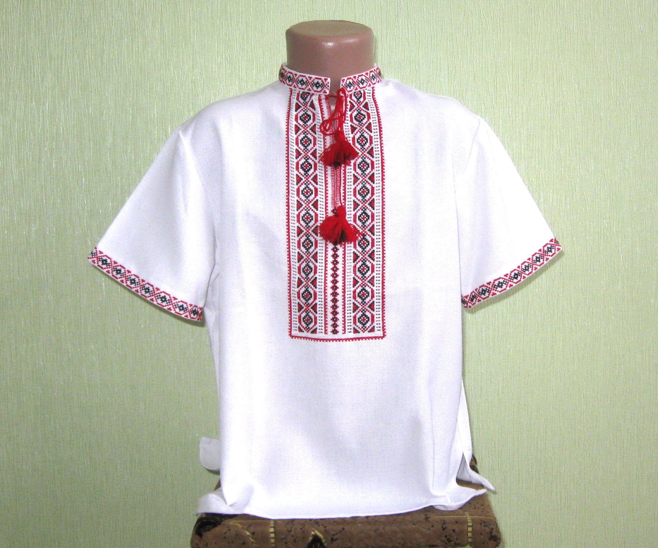Дитячі вишиті сорочки для хлопчиків схеми - Фотогалерея - Вишиванки ... 918eba8cc1d92