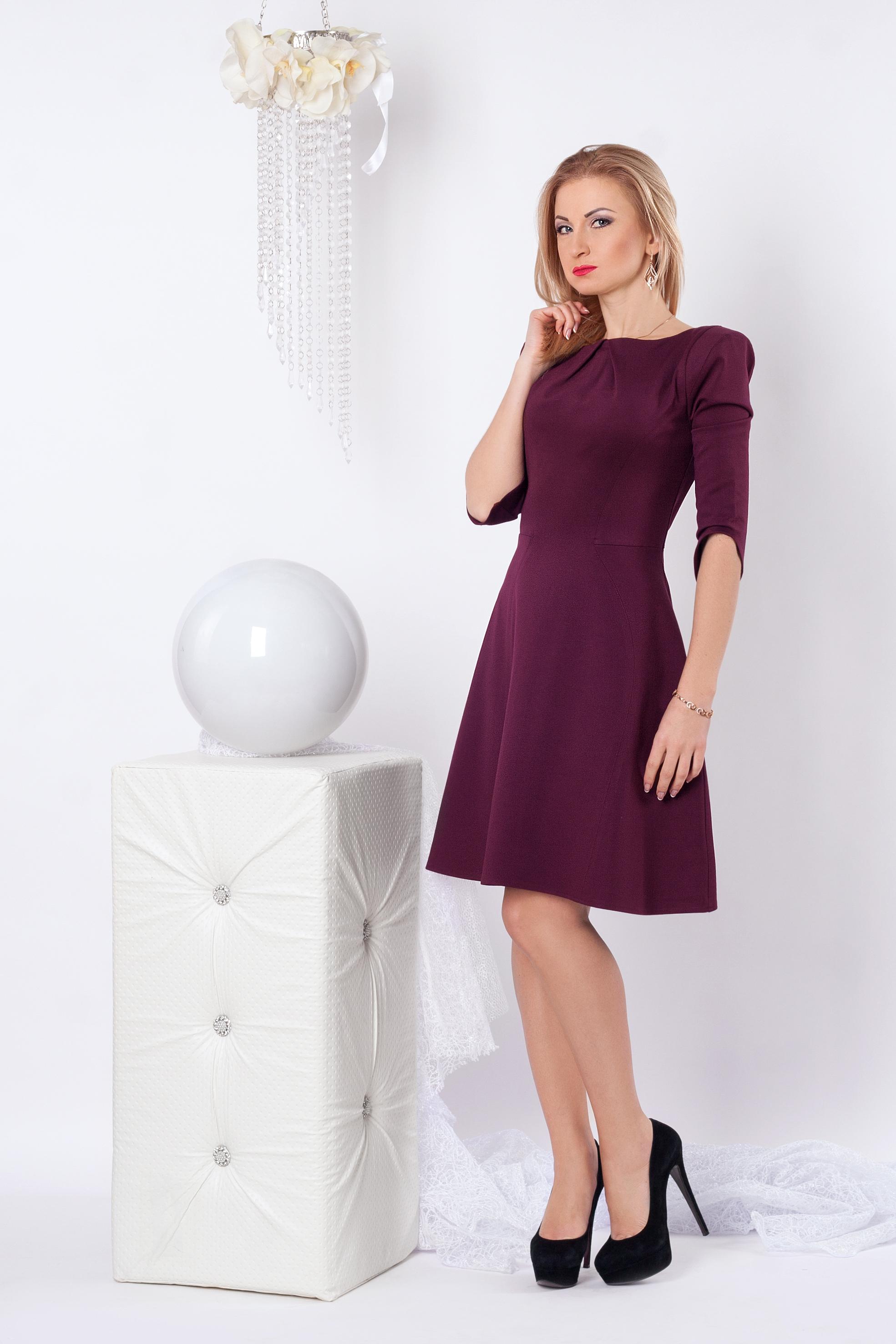 Красивое женское платье 946 - Фотогалерея стильной одежды - Купити ... e9f08a3571df0