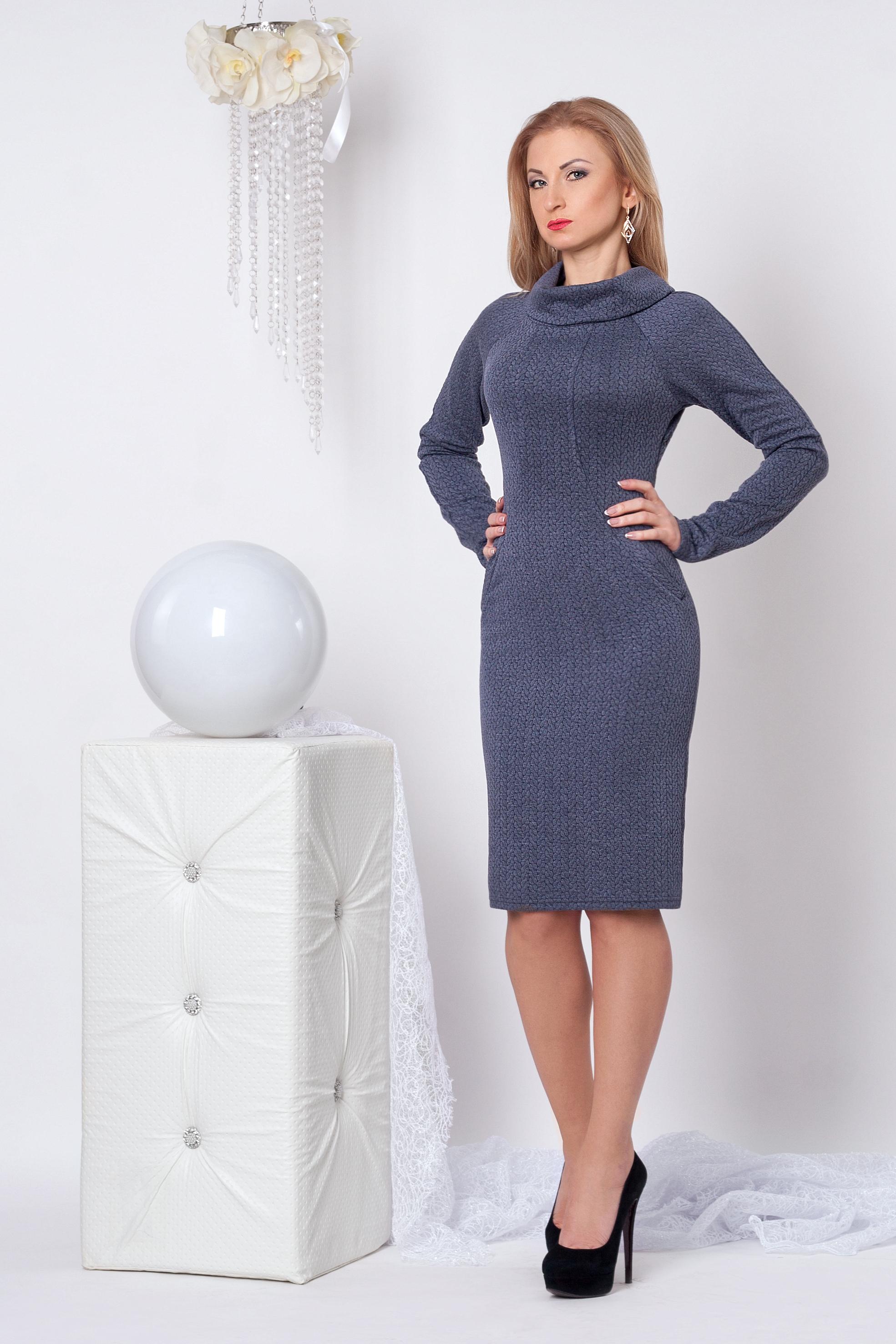 Повседневное женское платье 965 74a6f2cd7952b