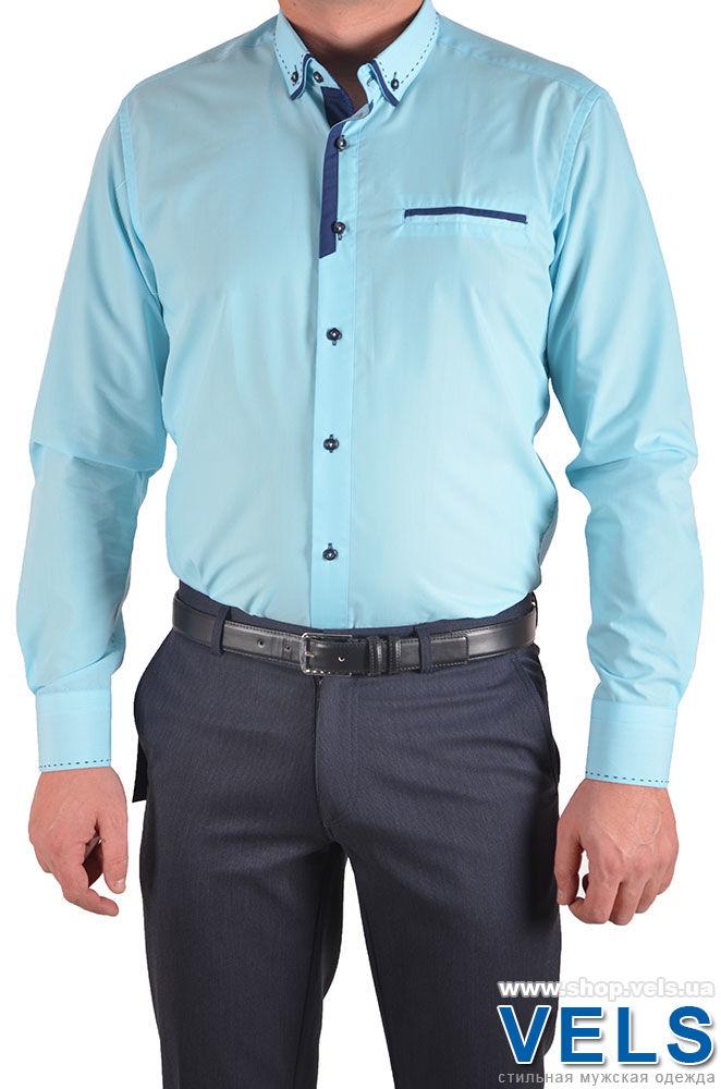 Интернет-магазин мужских рубашек (фото) - Фотогалерея - Стильные ... 41e90b16f54