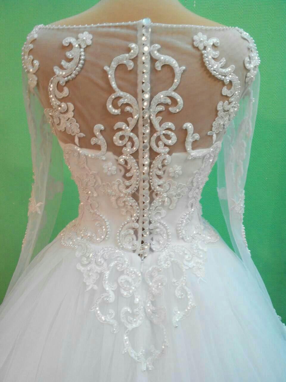 Свадебное платье своими руками: как сшить, выкройки 23