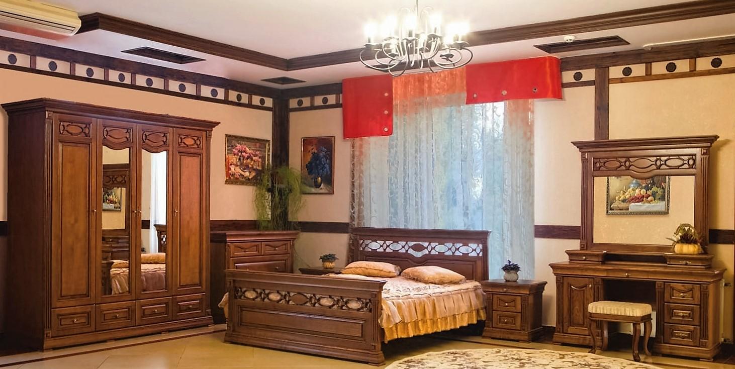 Спальня Элеонора нова Явир - Фотогалерея - Skyin  кухні з масиву ... 55aa8ef9fb37d
