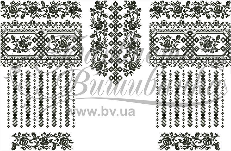 Бісерна заготовка БЖ-118(фото) - Фотогалерея - Барвиста Вишиванка ... e4998210dd7a9