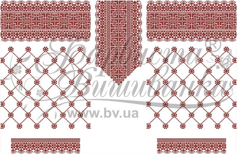 Бісерна заготовка БЖ-100(фото) - Фотогалерея - Барвиста Вишиванка ... 5bca2e63eb504