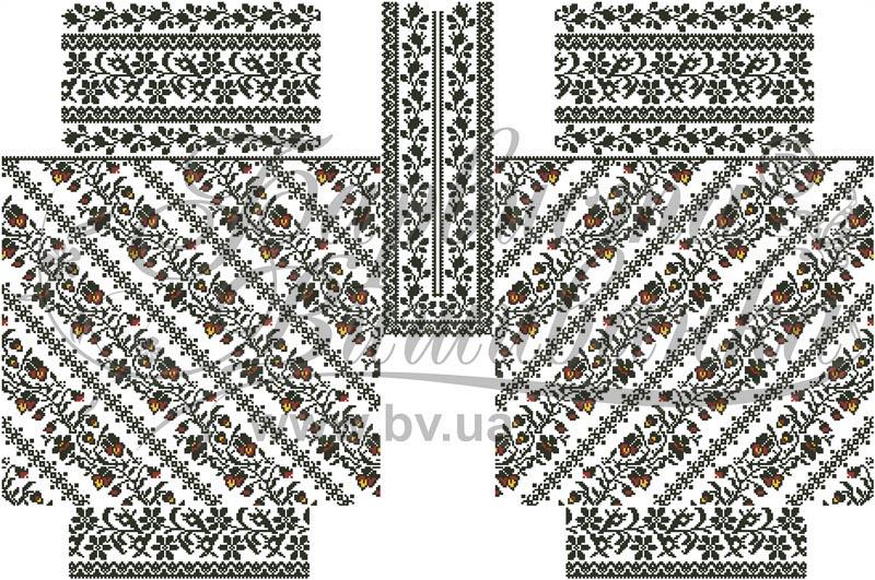 Бісерна заготовка БЖ-129(фото) - Фотогалерея - Барвиста Вишиванка ... c43f8a4433509