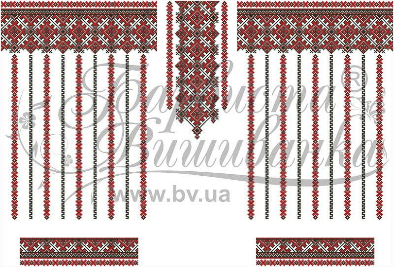 Бісерна заготовка БЖ-104(фото) - Фотогалерея - Барвиста Вишиванка ... f62b611b1f53a