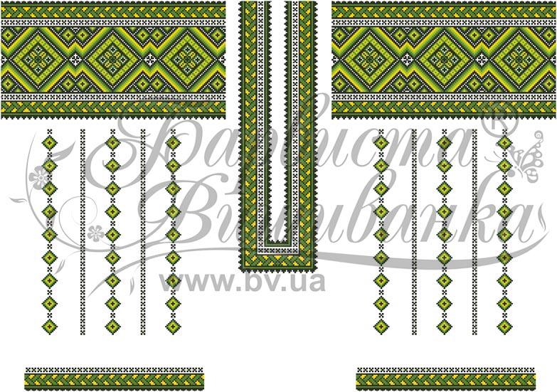 Бісерна заготовка БЖ-076(фото) - Фотогалерея - Барвиста Вишиванка ... 4fbd44076d2cb