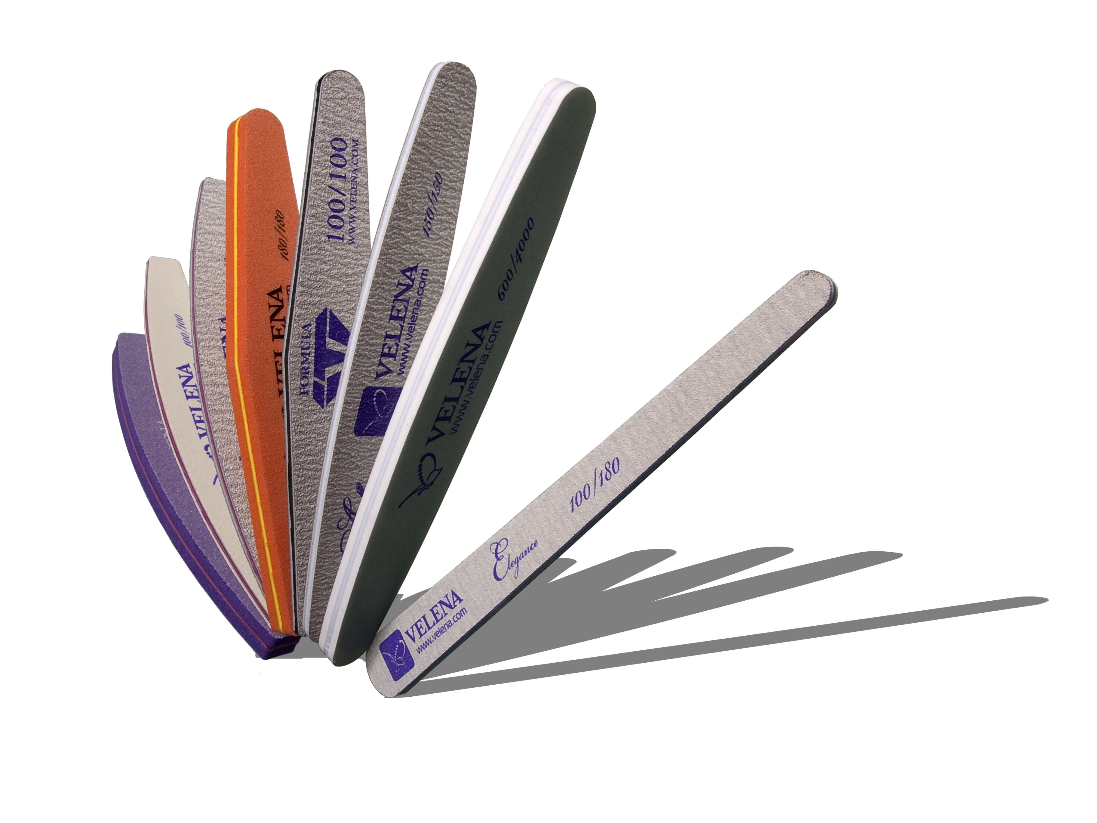 Мелкоабразивная пилочка для ногтей